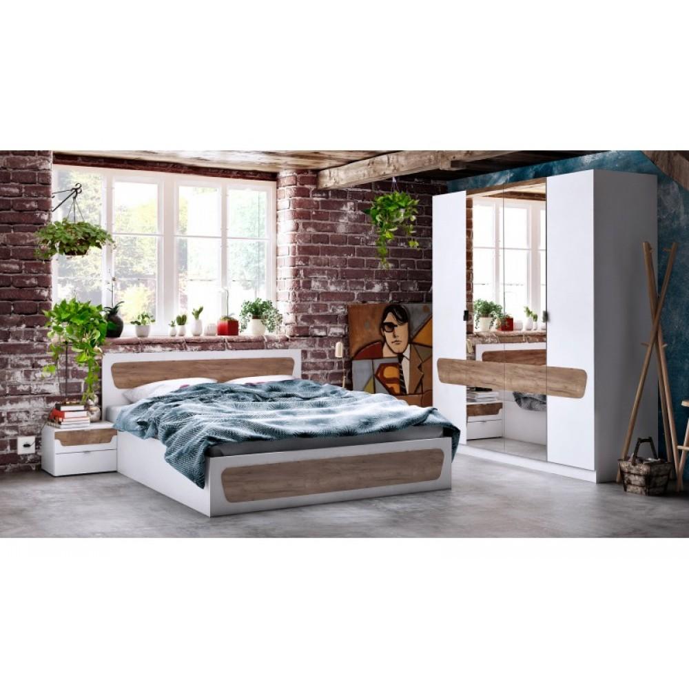 Спален Комплект Анталия + Повдигащ механизъм