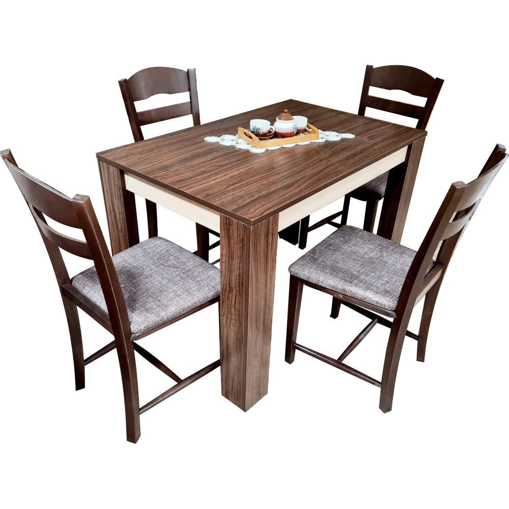 Трапезен комплект Маса + 4 стола Промо
