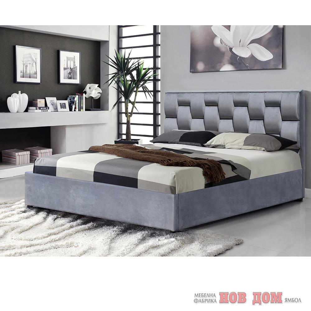 Спалня Ани + Подматрачна рамка + Повдигащ механизъм
