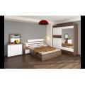 Спален комплект Лилия + повдигащ механизъм