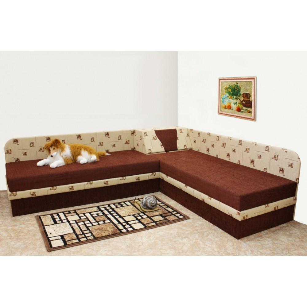 Тапицирани ъглови легла 4