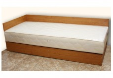 Bed with back and tray PROMO