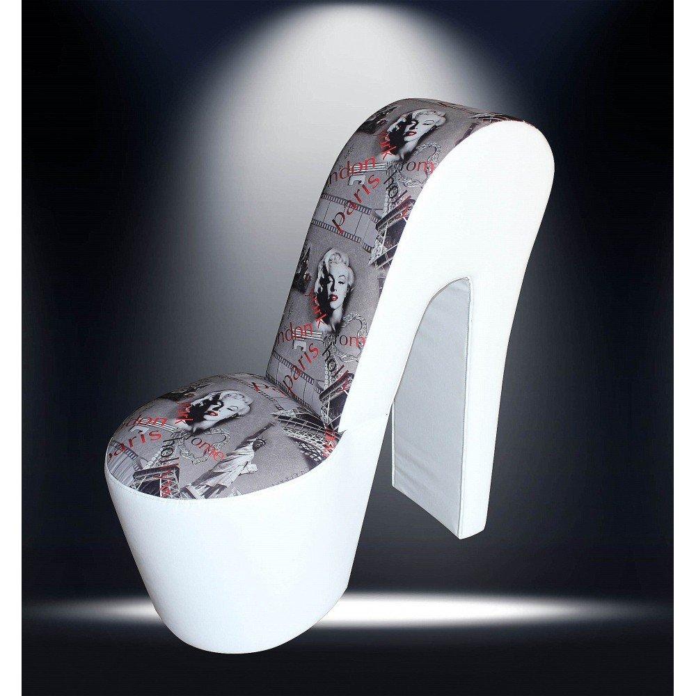 Фотьойл Обувка 5