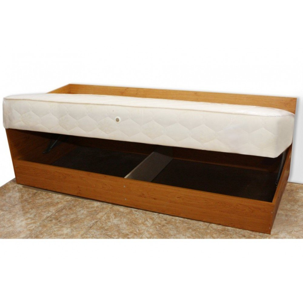 Bed and back panels 120/190 PROMO