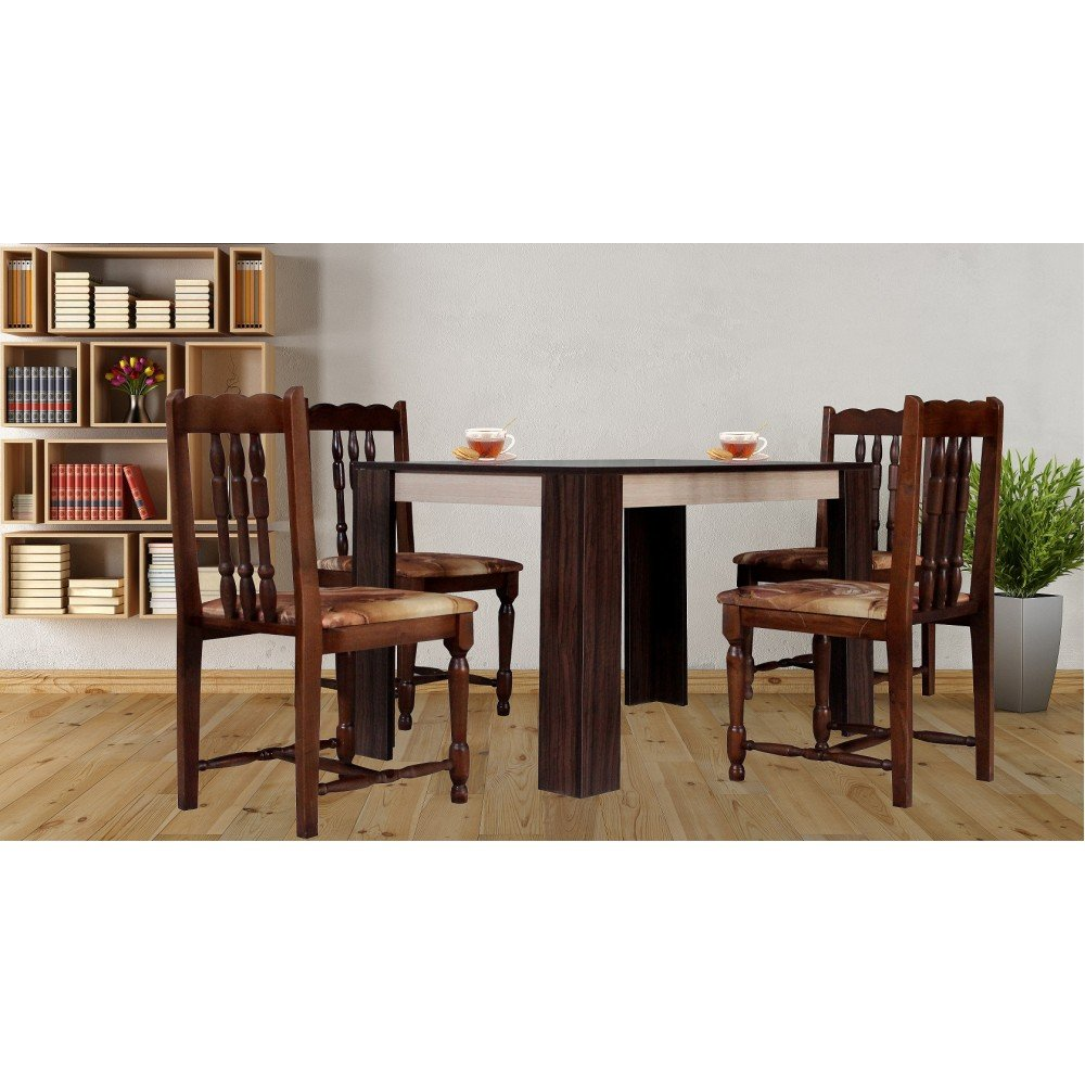 Dining table + 4 chairs PROMO